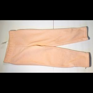 Gap Peach Fleece Pants